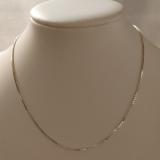 Venezianer Halskette 925/-Silber Länge 45cm